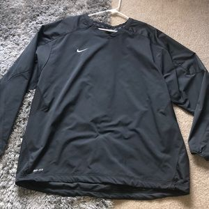 Nike men's dri fit windbreaker